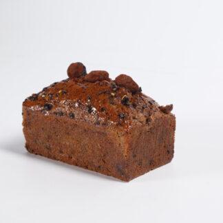 Cake chocolat noisettes Stohrer