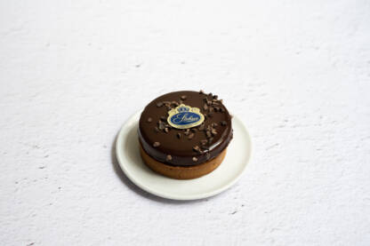 Tartelette chocolat Stohrer