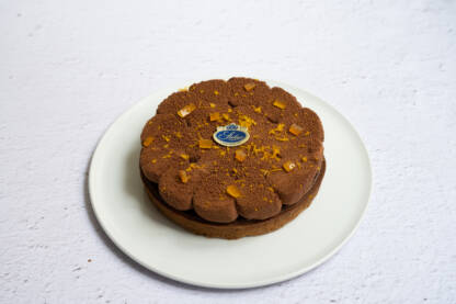 Tarte chocolat orange - 6 personnes Stohrer