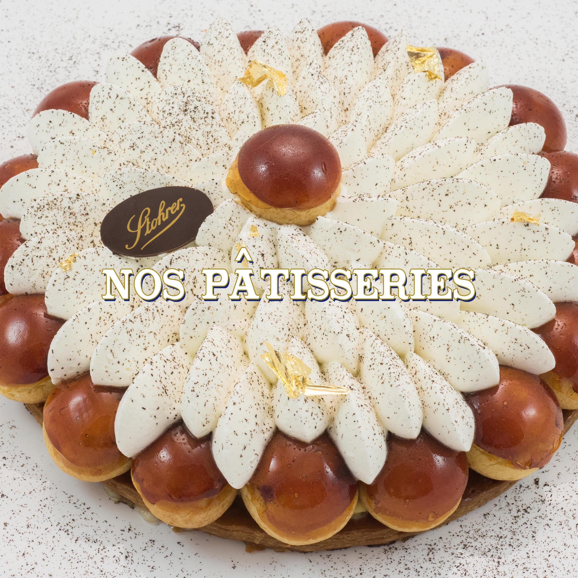Pâtisseries Stohrer